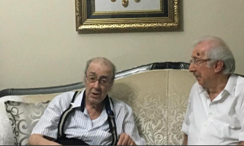 """الرئيس الجديد لسلالة """"العثمانيين""""، الأمير دوندار بن محمد عبد الكريم أفندي- 28 آب 2017 (إنستغرام)"""