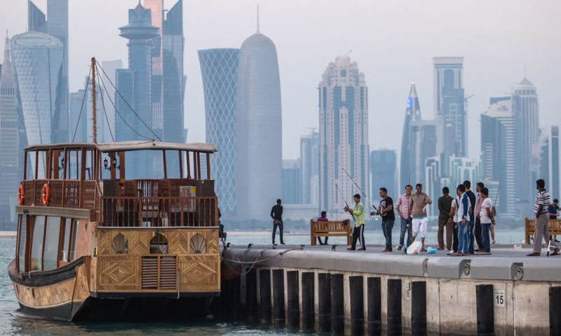 العاصمة القطرية الدوحة (سبوتنيك/عبد القادر الحاج)