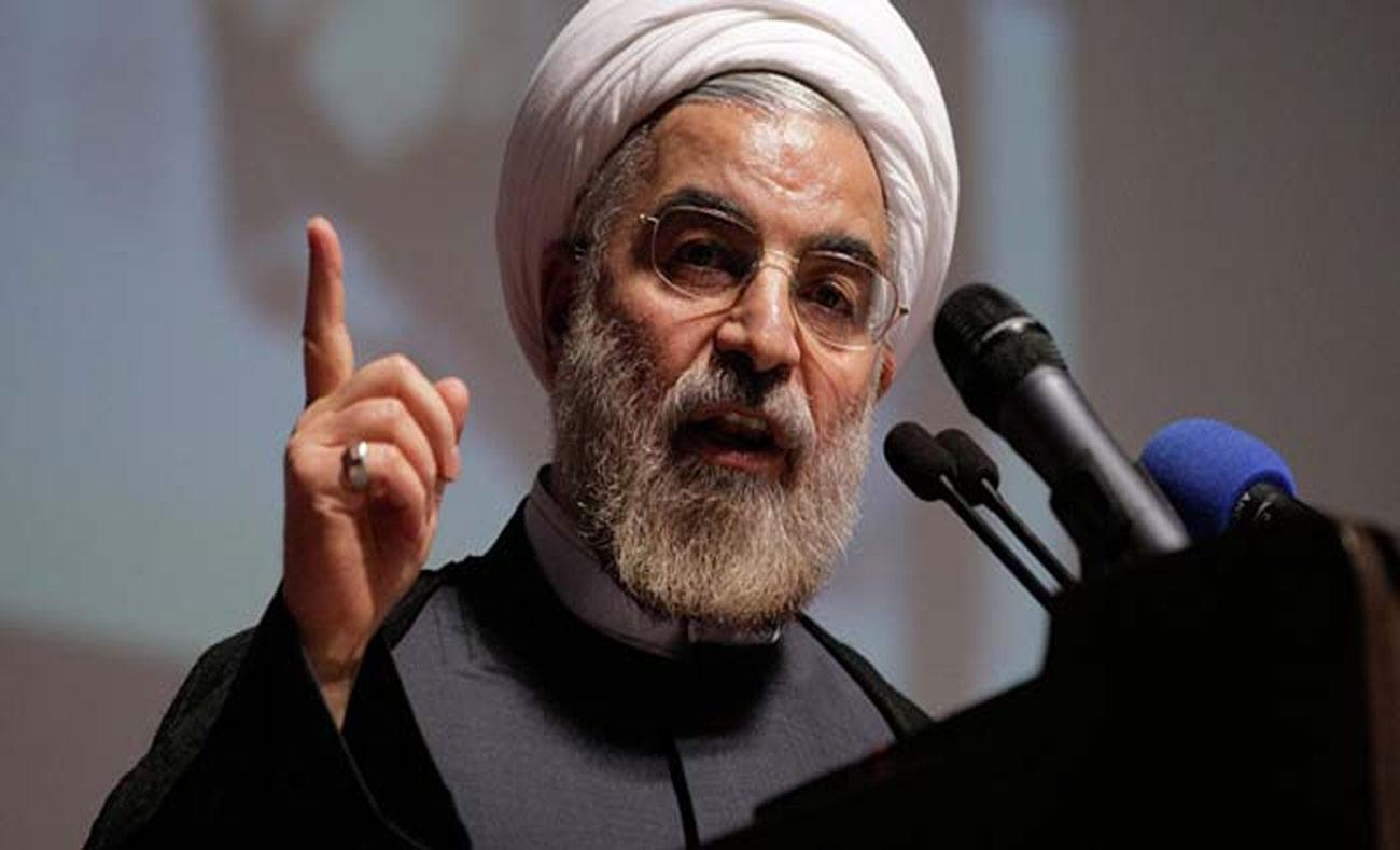 الرئيس الإيراني حسن روحاني - 15 آب 2017 - (جريدتك اليوم)