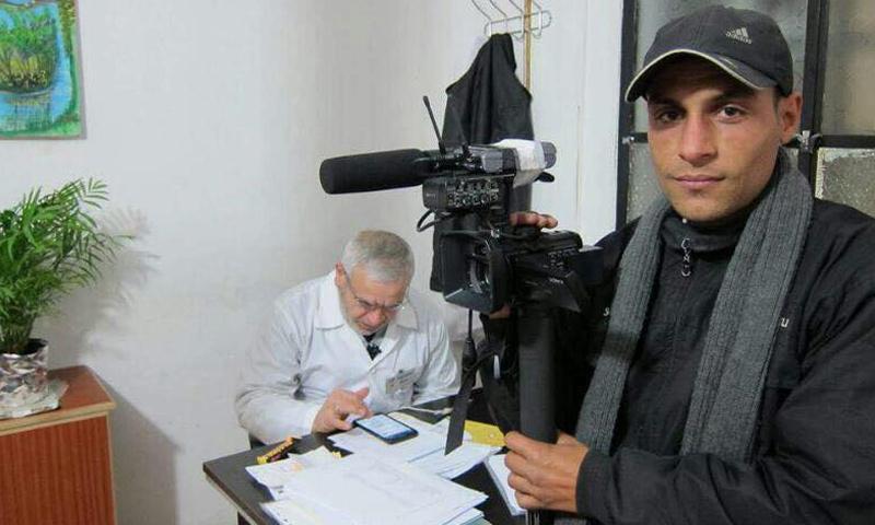 الإعلامي فادي قرقوز (فيس بوك)
