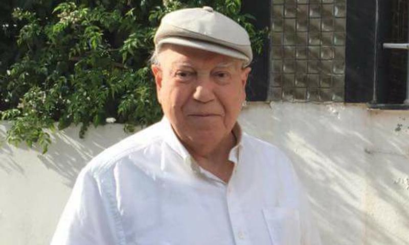 أشهر أطباء الغوطة الشرقية، الدكتور عدنان حمدان (فيس بوك)