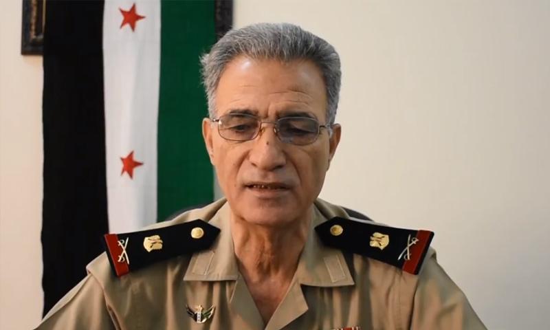 اللواء المنشق محمد الحاج علي - 22 أيلول 2017 (وكالة يقين)