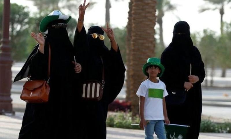 نساء سعوديات (رويترز)