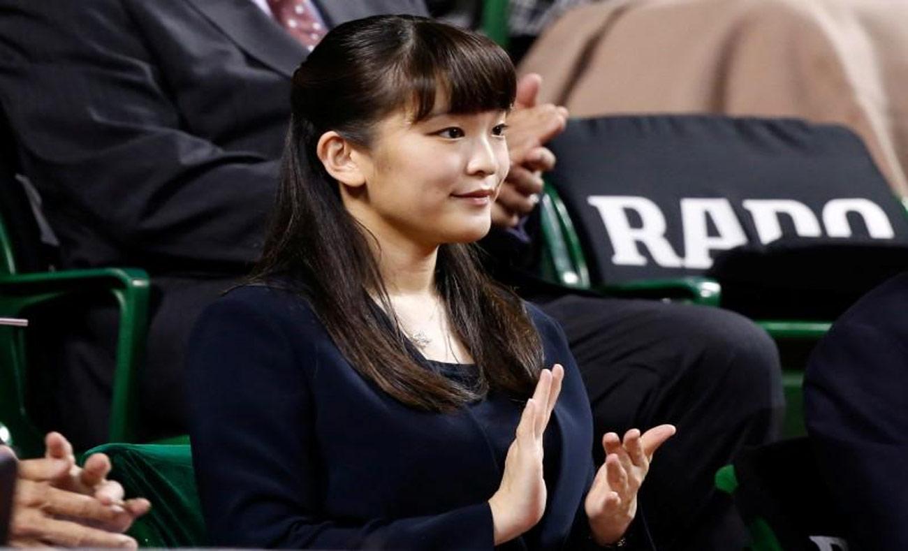 لأميرة ماكو الحفيدة الأكبر للإمبراطور الياباني - 3 تشرين الأول 2016 (رويترز)