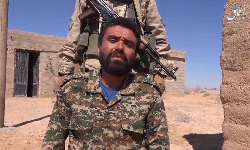 الأسير العريف في قوات الأسد محمد عبد الستار درج - 29 أيلول 2017 (أعماق)
