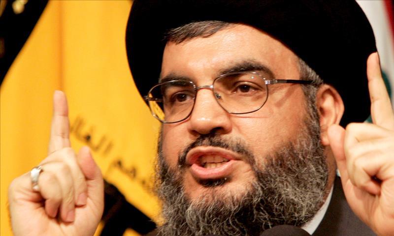تعبيرية: الأمين العام لحزب الله اللبناني حسن نصر الله (وكالات)
