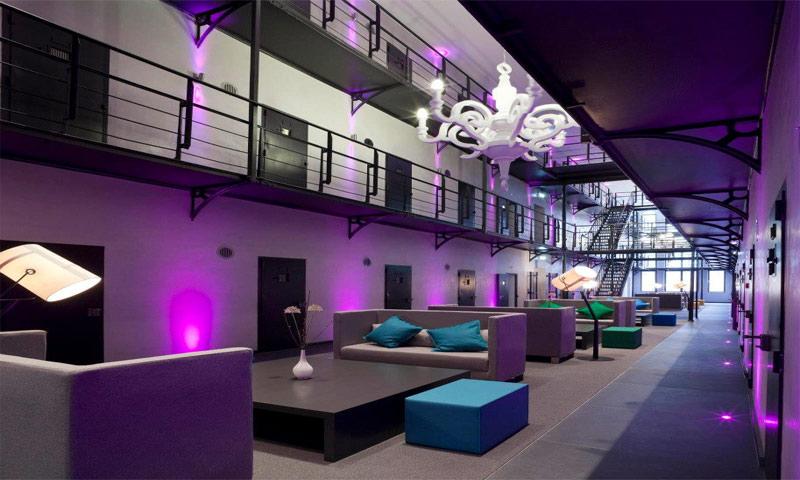 سجن Het Arresthuis في هولندا (فيسبوك)