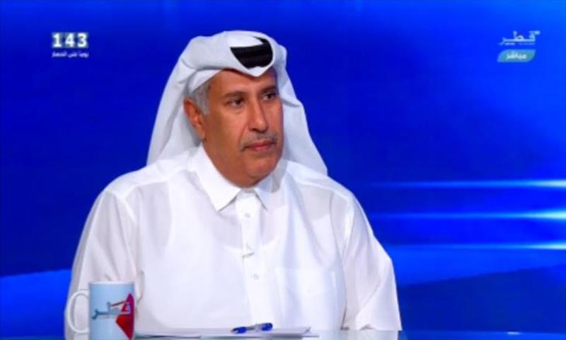وزير الخارجية القطري السابق، حمد بن جاسم - 25 تشرين الأول 2017 (تلفزيون قطر)
