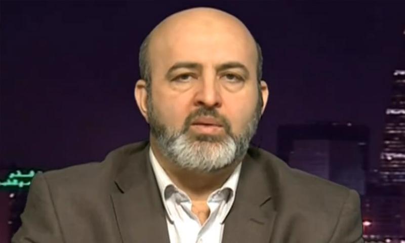 القيادي في جماة الإخوان المسلمين ملهم الدروبي - (يوتيوب)