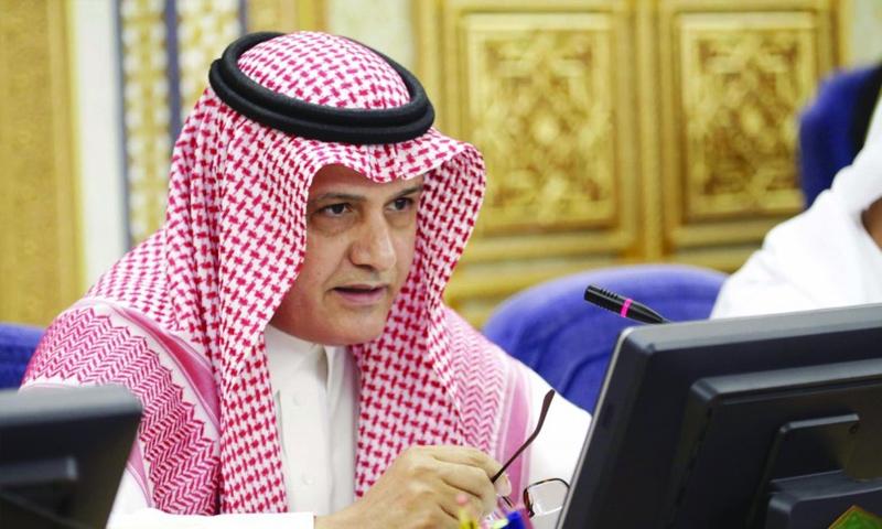 عضو مجلس الشورى السعودي، فهد بن جمعة (جريدة الرياض)