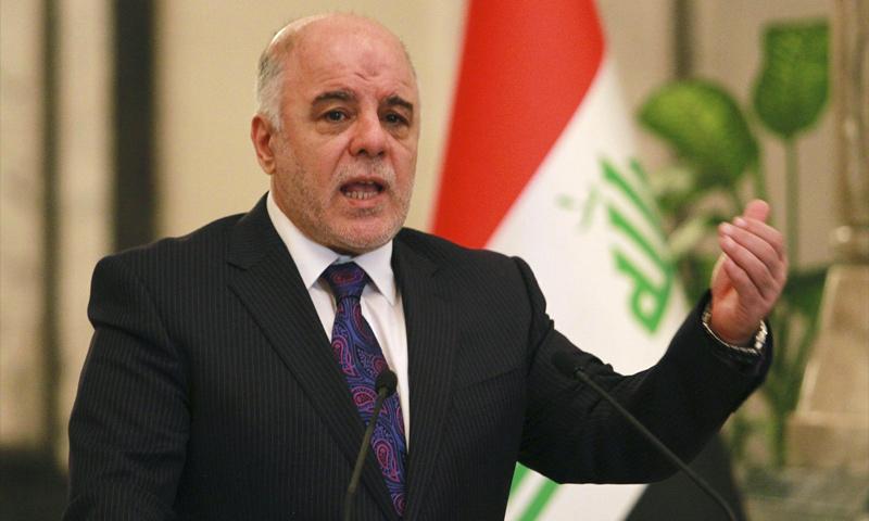 رئيس الوزراء العراقي حيدر العبادي (انترنت)