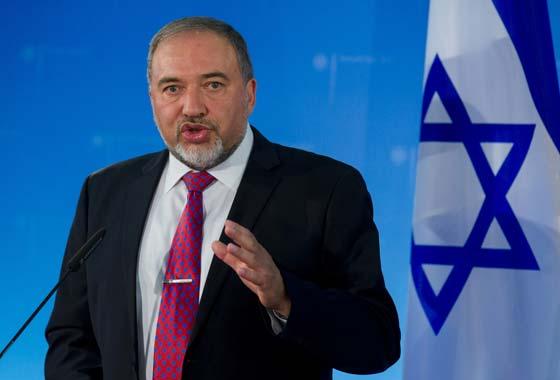 وزير الدفاع الإسرائيل أفيغدور ليبرمان (إنترنت)