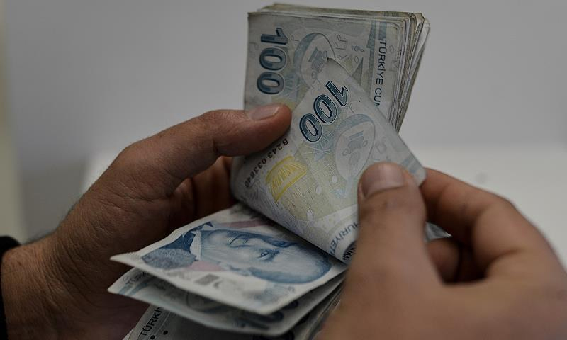 العملة التركية من فئة 100 ليرة (gunes)