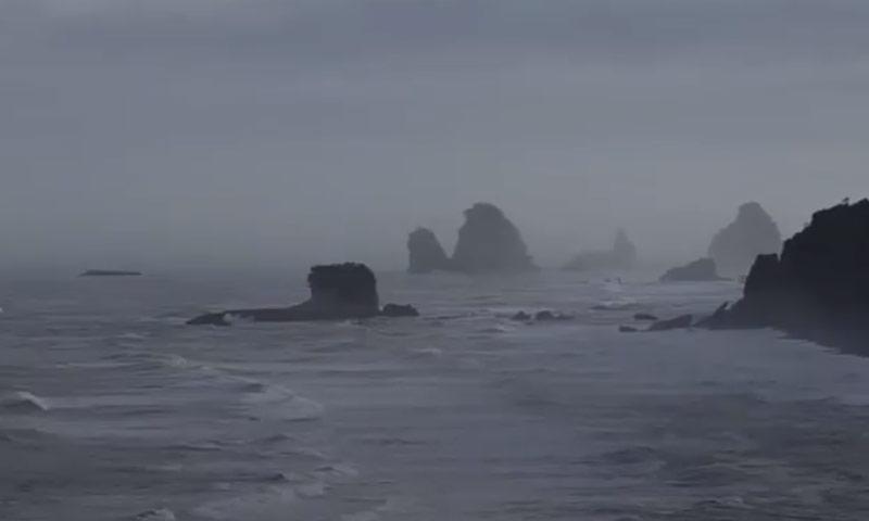 أجزاء من محيط نيوزيلاندا حيث تم العثور على القارة الجديدة (world economic forum)