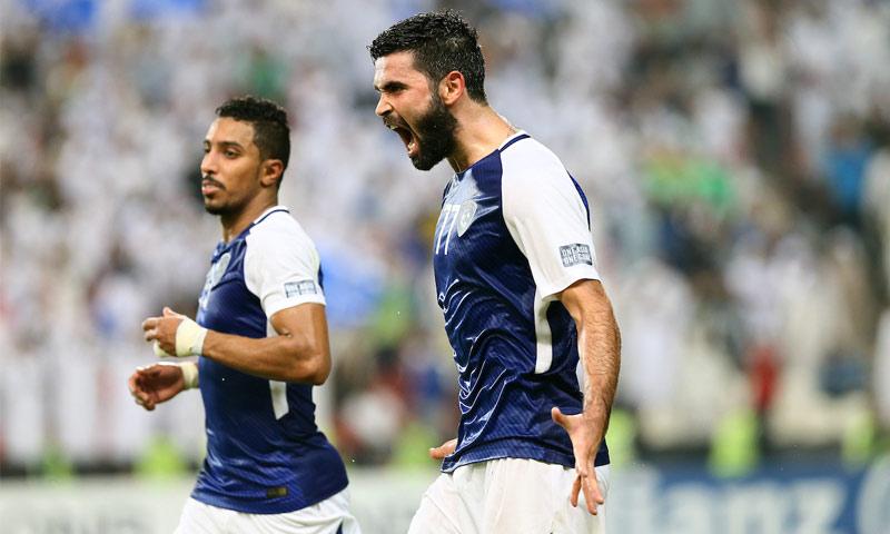 اللاعب السوري عمر خريبين (foxsportsasia)