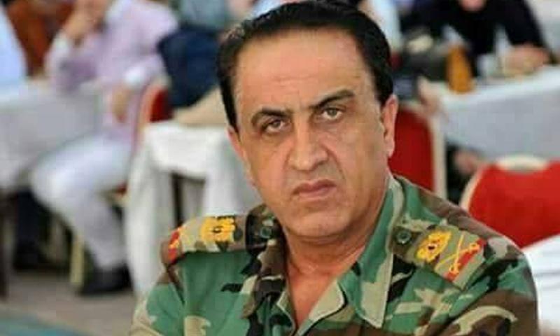 اللواء زيد صالح (فيس بوك)