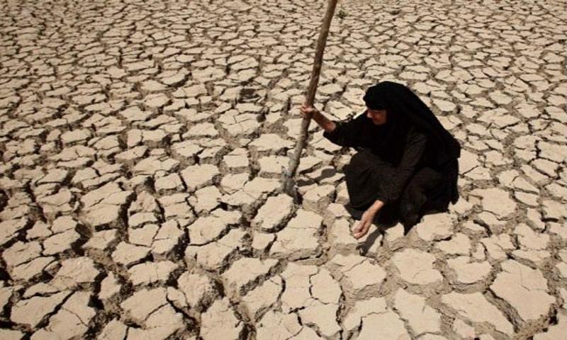جفاف الأراضي في سوريا قبل الثورة (Associated Press)