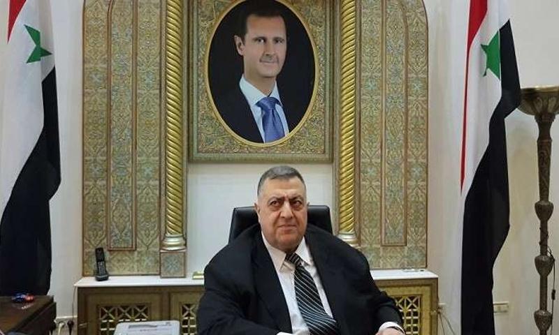 """رئيس """"مجلس الشعب"""" الجديد في سوريا، حمودة الصباغ - 1 تشرين الأول 2017 (سبوتنيك)"""