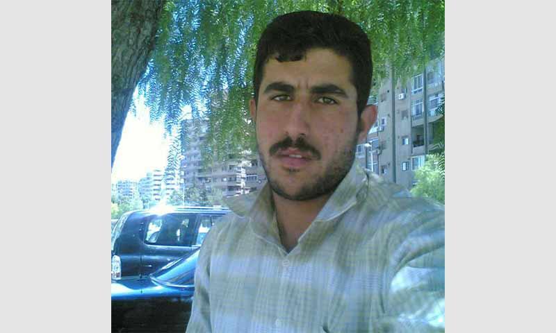 """حسين الشريف شقيق قائد """"جيش الثورة"""" في درعا (فيس بوك)"""