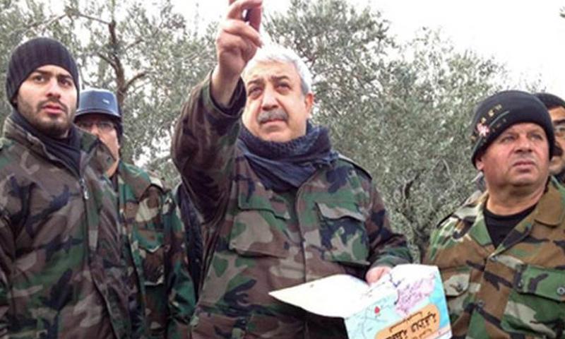 """قائد """"المقاومة السورية في لواء اسكندرون"""" معراج أورال - (انترنت)"""