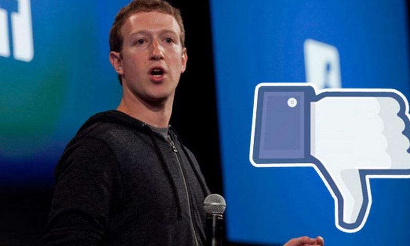 الرئيس التنفيذي لشركة فيس بوك مارك زوكربيرغ (انترنت)