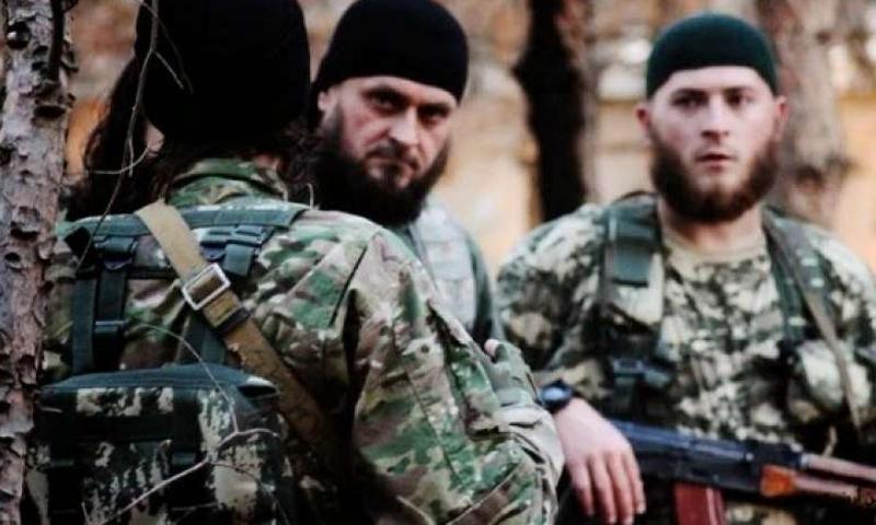 مقاتلون أجانب في سوريا (انترنت)
