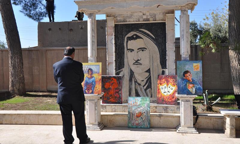 إحياء ذكرى حريق سينما عامودا الـ 55 (ANHA)