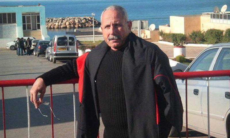 مدرب المنتخب الوطني للكاراتيه فاضل راضي - (فيس بوك)