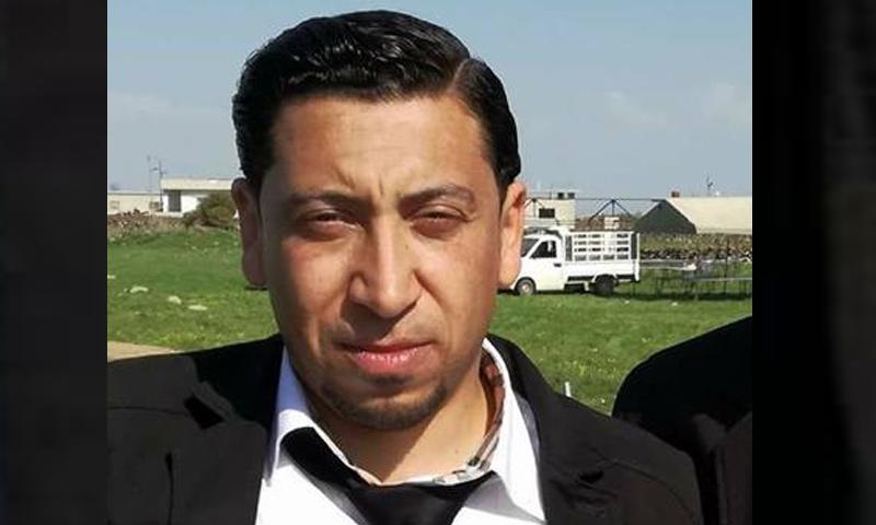 الإعلامي عمران عويتي - (انترنت)
