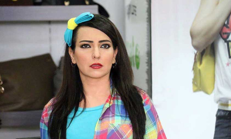 الممثلة السورية أمل عرفة (انترنت)