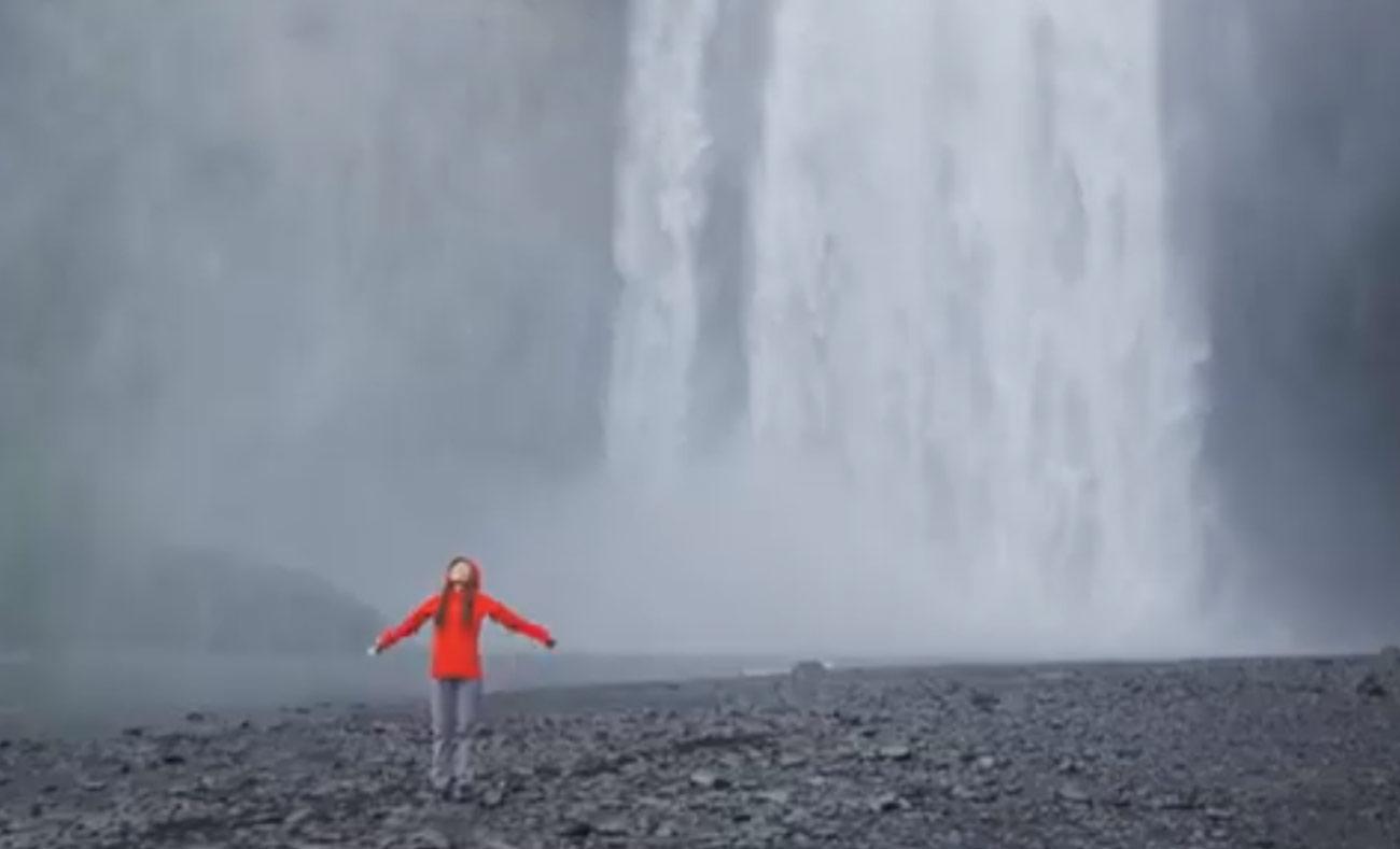 منظر طبيعي من إيسلندا (world economic forum)