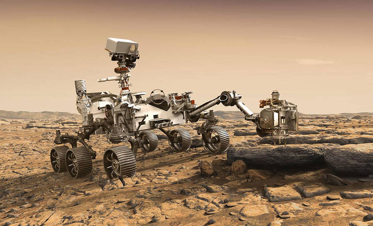 مركبة ناسا الفضائية الجديدة (NASA)