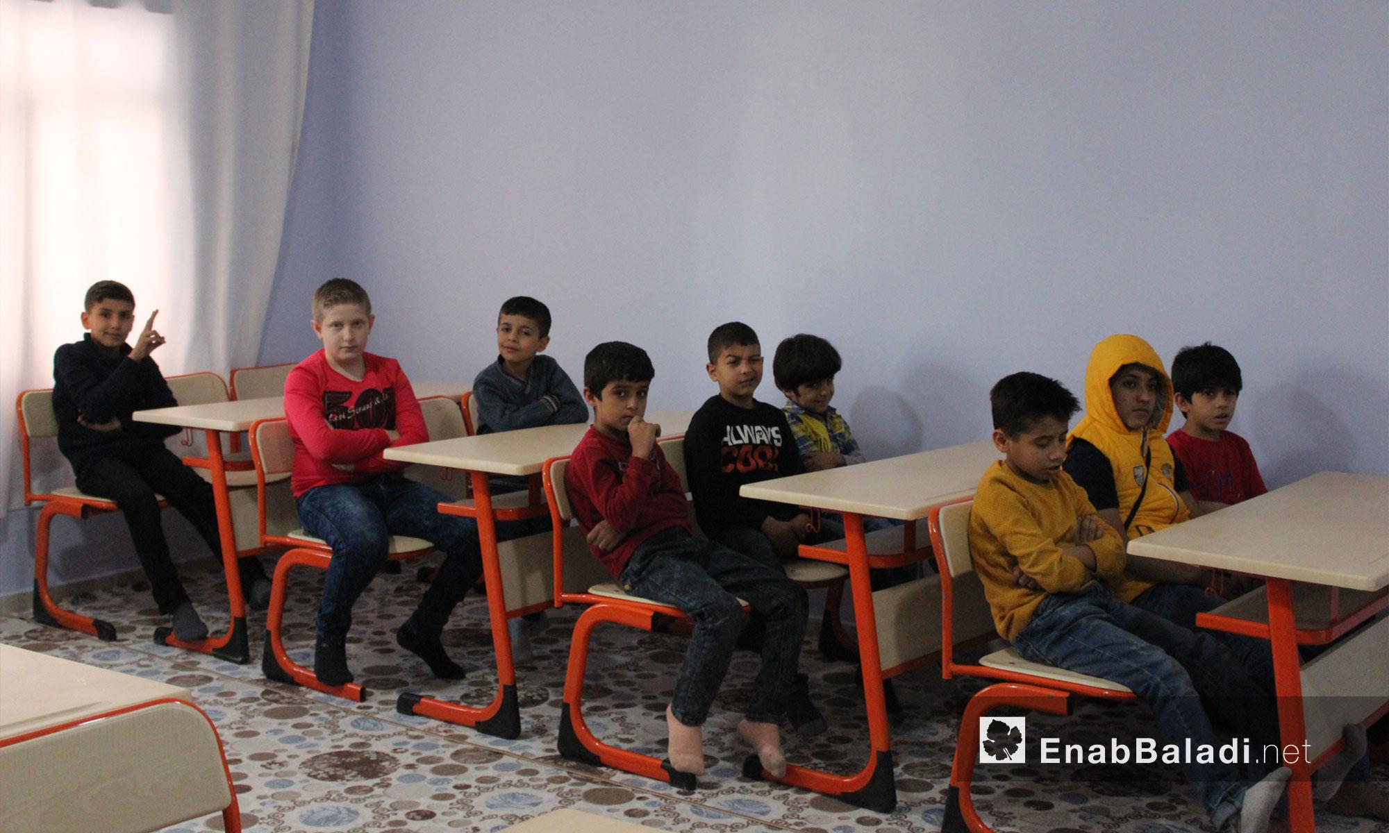 """افتتاح مركز """"تراحم 2"""" المجتمعي في مدينة أورفة التركية برعاية جمعية """"عطاء"""" للإغاثة الإنسانية وفريق """"تراحم"""" الكويتي - 27 تشرين الأول 2017 (عنب بلدي)"""