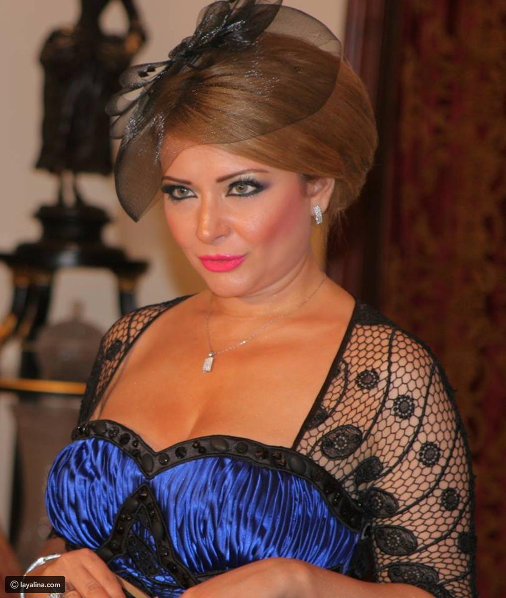 الفنانة رندة مرعشلي (ليالينا)