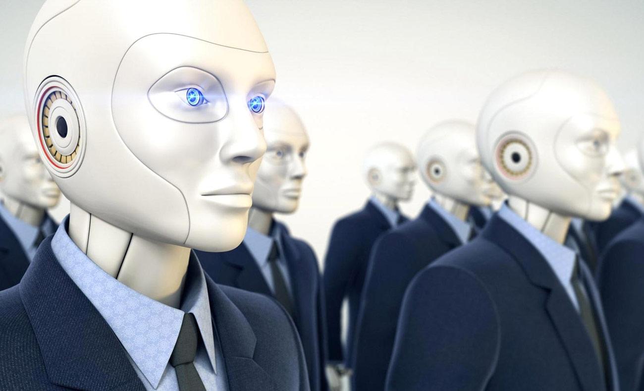 دراسة تتوقع الدفع بملايين البشر إلى البطالة بسبب دخول الروبوتات إلى سوق العمل (Getty Images)
