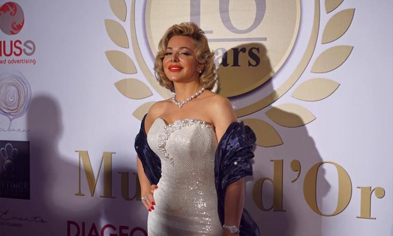 الممثلة السورية سوزان نجم الدين (انترنت)