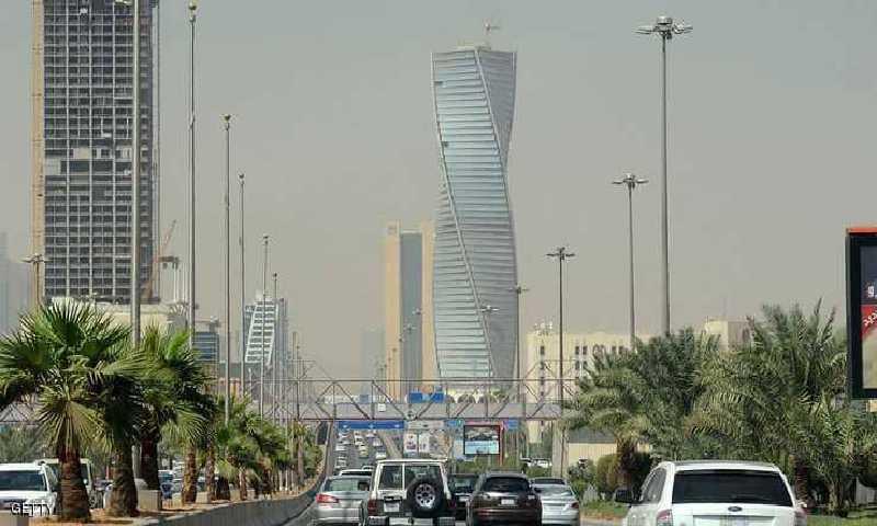 العاصمة السعودية الرياض (AFP)