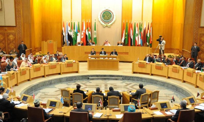 جلسة للبرلمان العربي (انترنت)