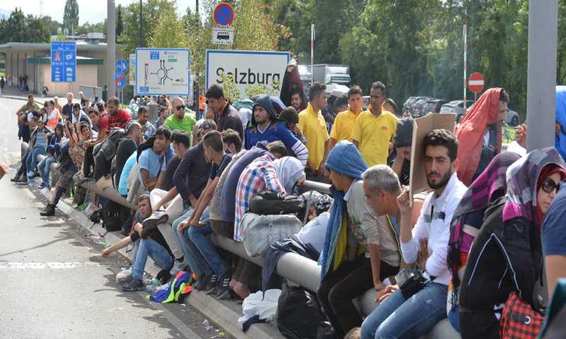 لاجؤون في المانيا (إكسبير 24)