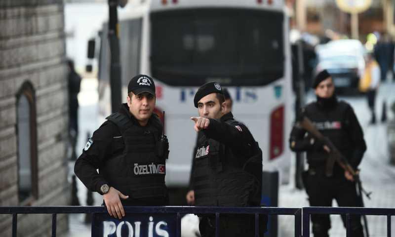 الشرطة التركية تلقي القبض على منفذ اعتداء رأس السنة (فاينانشال تريبيون)