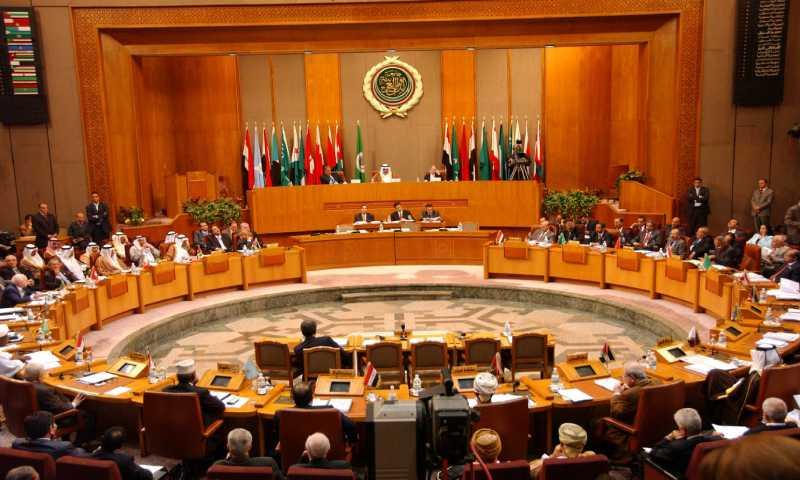 اجتماع وزراء الخارجية العرب في جامعة الدول العربية