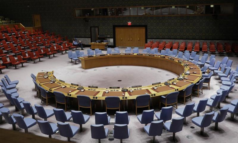 مجلس الأمن (رويترز)