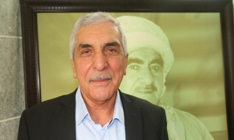 """سعود الملا الرئيس الجديد لـ""""المجلس الوطني"""" الكردي (وكالات كردية)"""