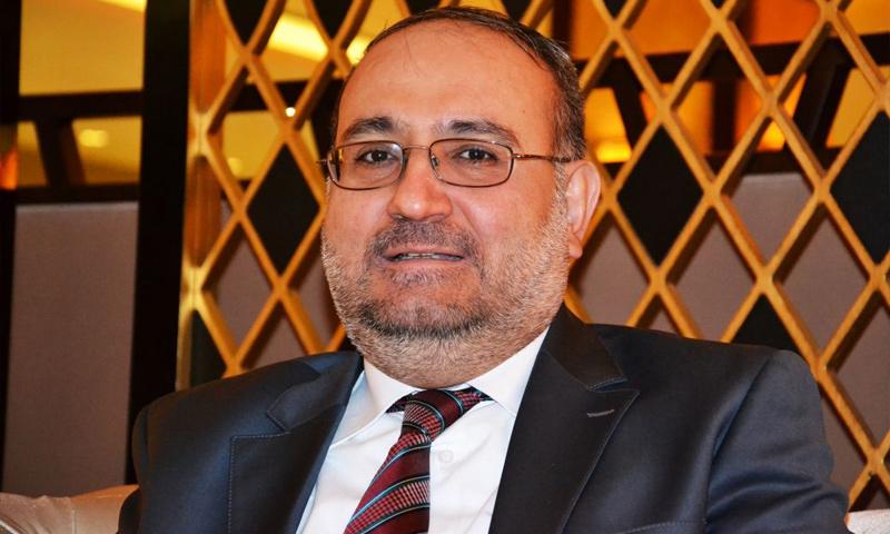 رئيس الحكومة المؤقتة السابق، أحمد طعمة (إنترنت)