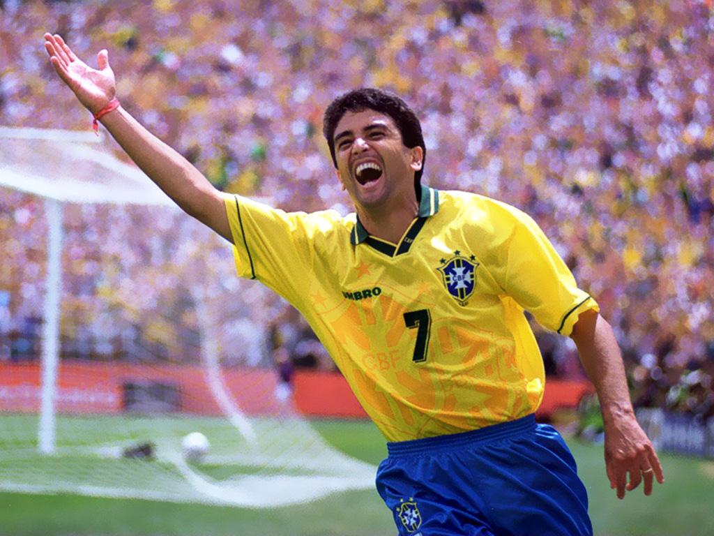 اللاعب البرازيلي روماريو