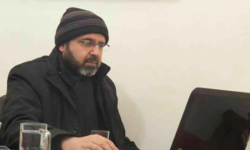مدير التربية والتعليم في حلب، محمد مصطفى (فيس بوك)