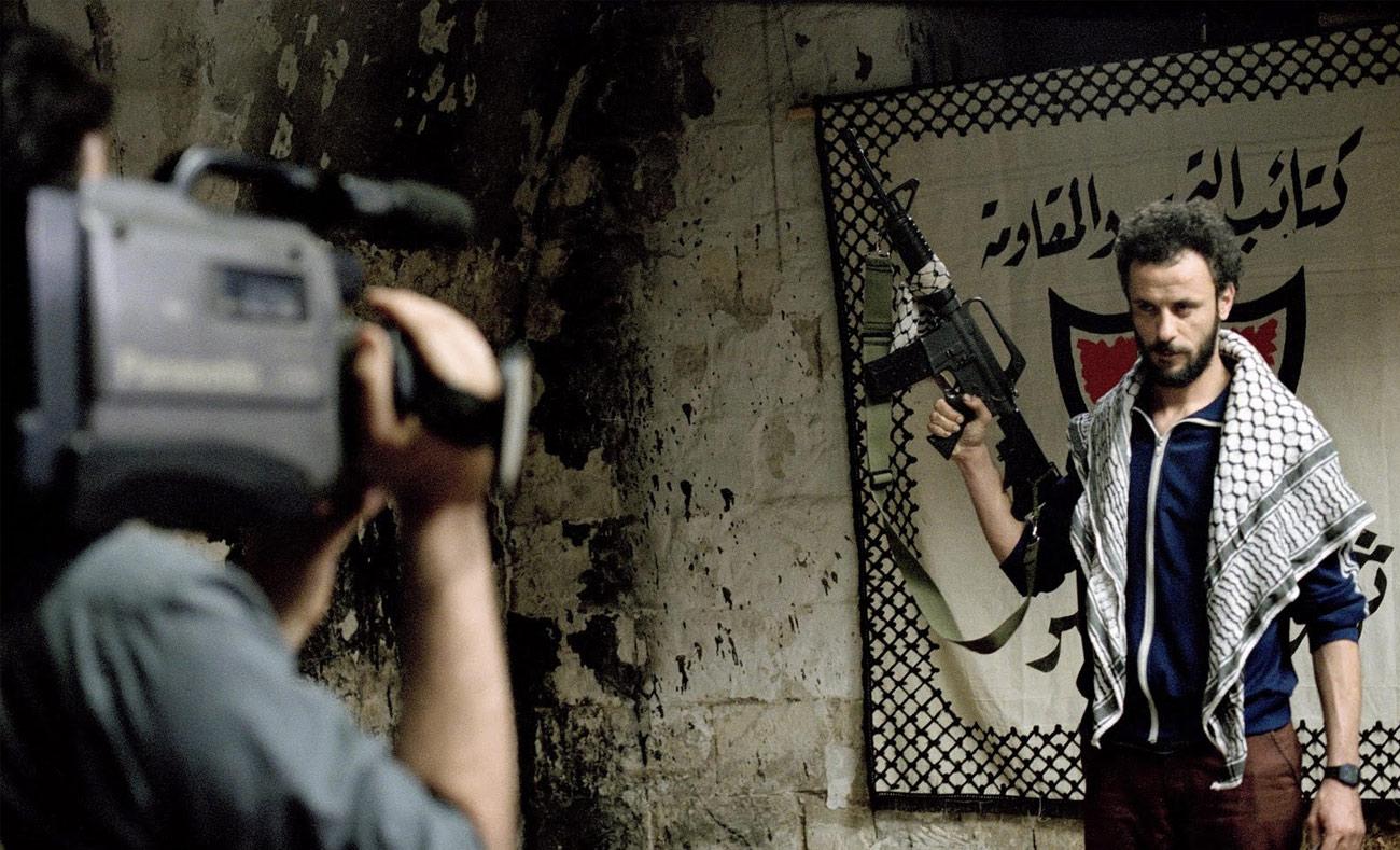 """لقطة من فيلم """"الجنة الآن"""" للمخرج الفلسطيني هاني أبو أسعد (انترنت)"""