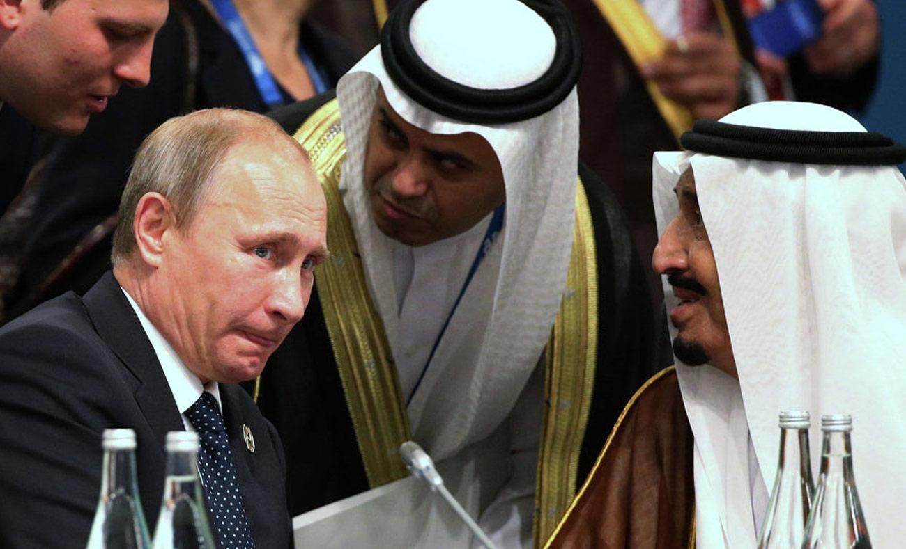 السعودية وروسيا وقعتا بشكل رسمي على خطة تعاون في مجال الطاقة الذرية السلمية (انترنت)