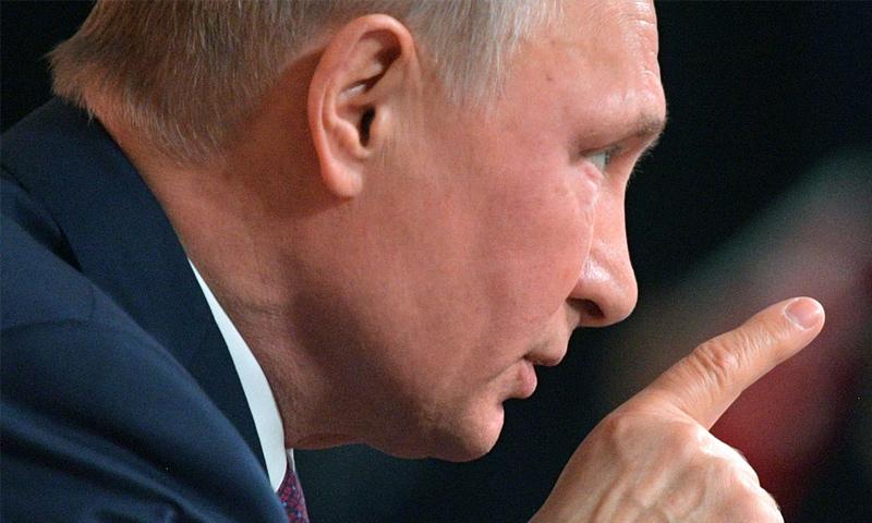 الرئيس الروسي فلاديمير بوتين - (afp)الرئيس الروسي فلاديمير بوتين - (afp)
