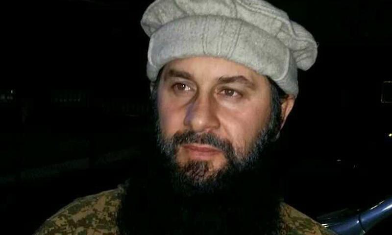 """""""صلاح الدين الشيشاني""""، أبرز قادة القوقاز في سوريا (معرفات جهاديين في تويتر)"""